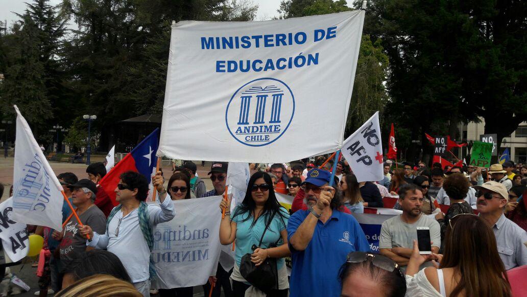 Declaración Pública: ANDIME a los trabajadores y trabajadoras del Ministerio de Educación