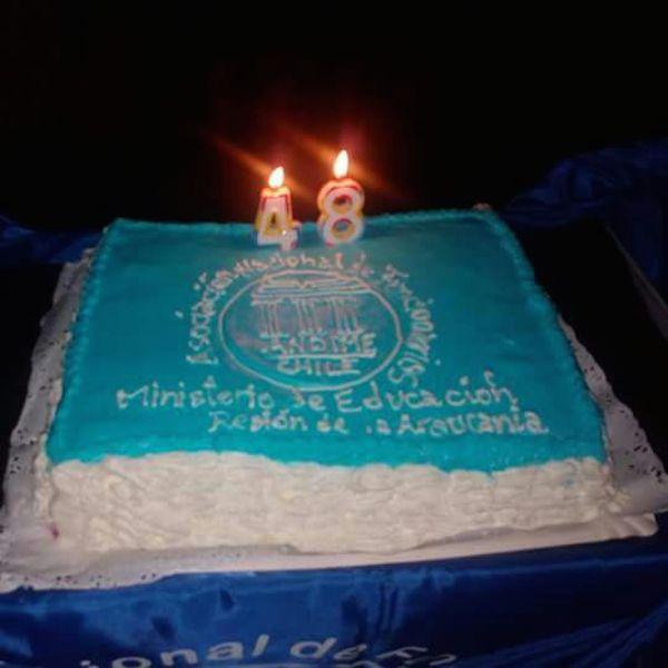 ANDIME festeja el Día del Trabajador y el 48º aniversario del gremio