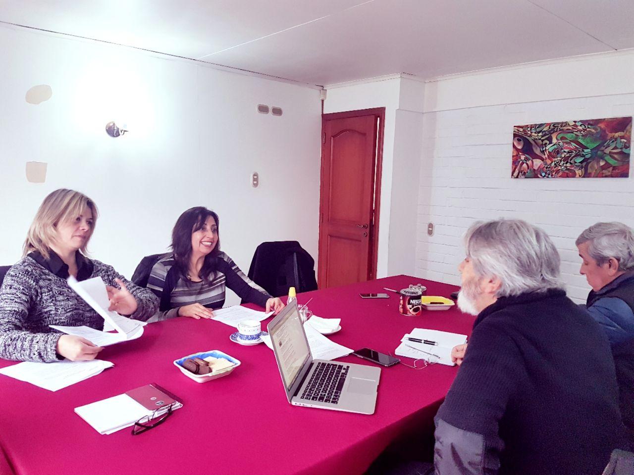 Dirigentes provinciales de ANDIME realizan gestiones legislativas a fin de posicionar indicaciones de nuestro gremio a proyecto NEP