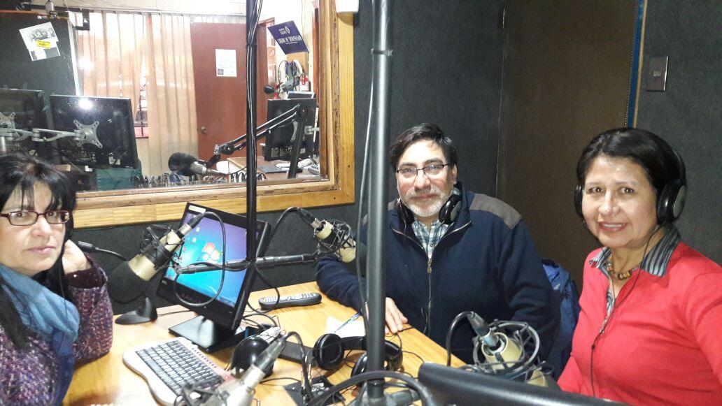 Dirigentes ANDIME dan cuenta de conclusiones de Asamblea Nacional ANEF y alcances de proyecto NEP en Radio Rancagua