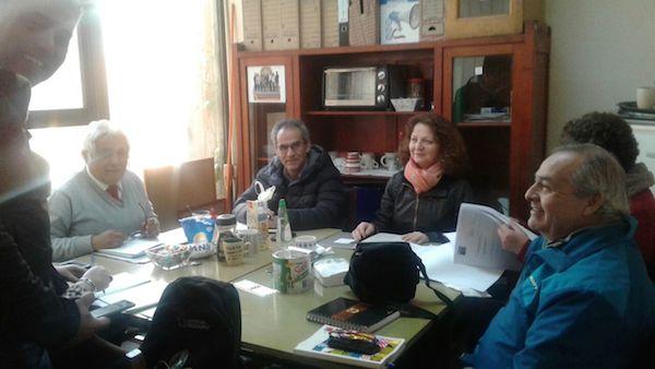ANDIME Nacional desarrolla exhaustiva jornada de trabajo en la quinta región