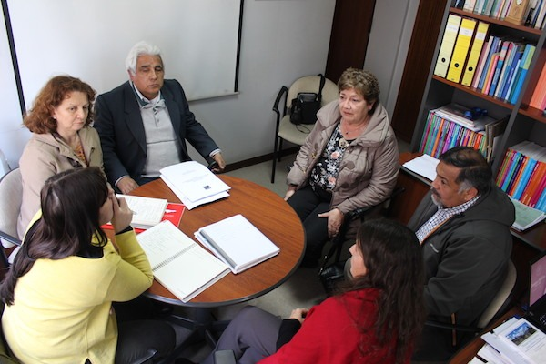 ANDIME se reúne con coordinadora UCE por denuncias de maltrato laboral
