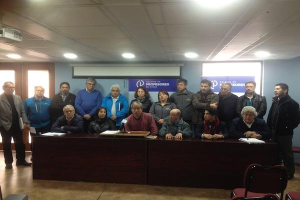ANDIME Nacional informa sobre actividades del Directorio Nacional y paro de Colegio de Profesores