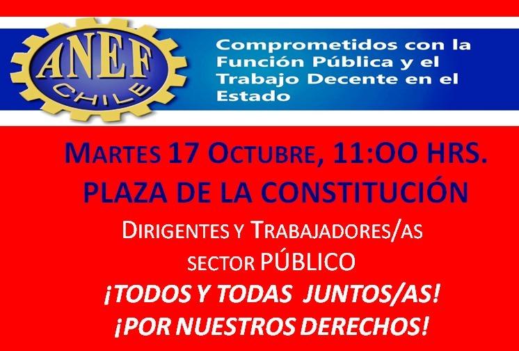 ANEF envía instructivo para movilización de mañana martes