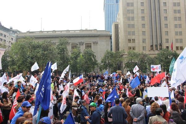 ANEF y Mesa Sector Público confirman nueva invitación del Gobierno a iniciar negociación