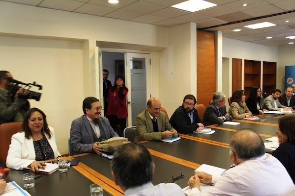 Mesa Sector Público y Gobierno sostienen segunda reunión de negociación por el reajuste