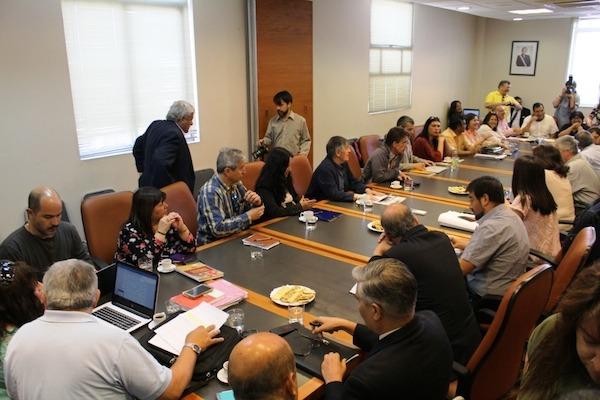 ANEF y Mesa del Sector Público alcanzan acuerdo con el Ejecutivo