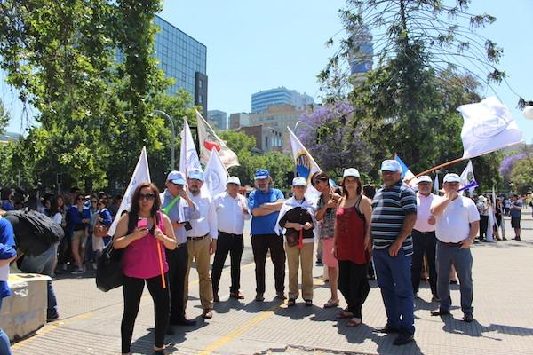 ANDIME se suma a Paro Nacional de empleados públicos a lo largo de todo Chile