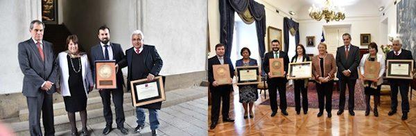 Presidente Nacional de ANDIME participa en entrega de Premio Anual por Excelencia Institucional
