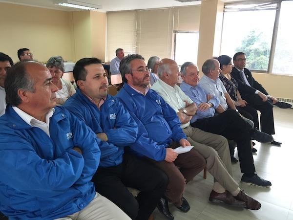ANDIME Biobío reconoció a sus afiliados que ingresan a retiro