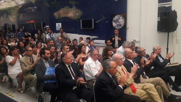 Dirigentes nacionales de ANDIME asisten a entrega de Memoria Patrimonial del CPEIP