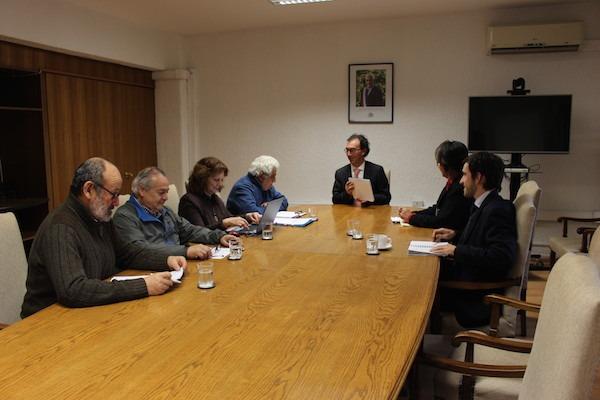 ANDIME Nacional informa de reunión sostenida con el Subsecretario Raúl Figueroa el pasado 16 de mayo