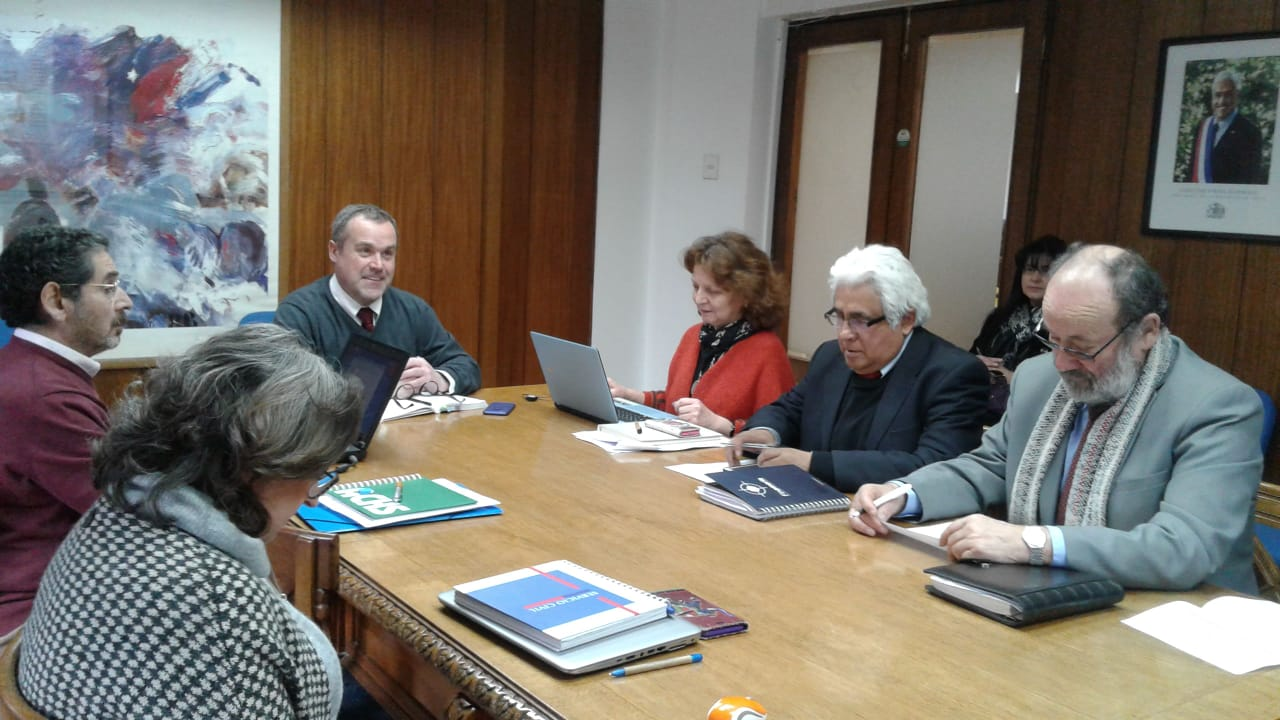 ANDIME Nacional sostiene reunión respecto a Mesas de Buenas Prácticas Laborales