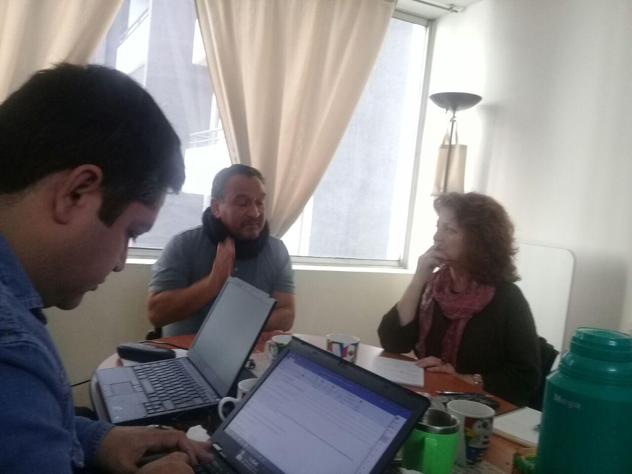 Comisión de educación ANEF y Fenaedup sostienen reunión de trabajo