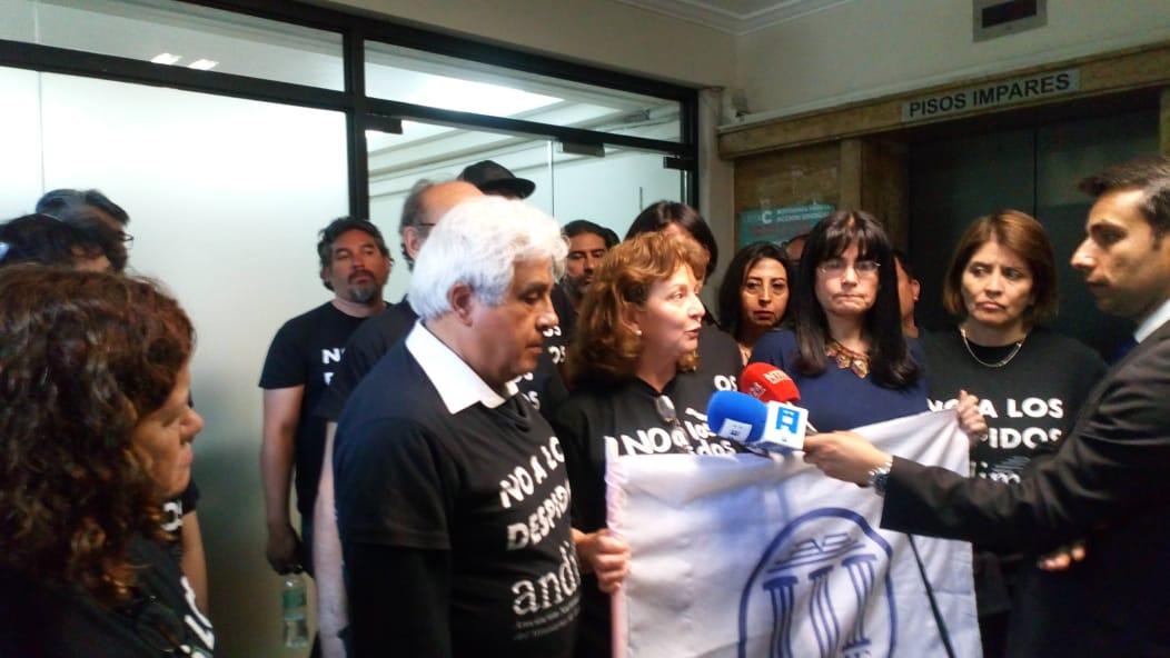 ANDIME continúa en movilización con amplia cobertura de medios mientras la autoridad solicita reinicio de conversaciones