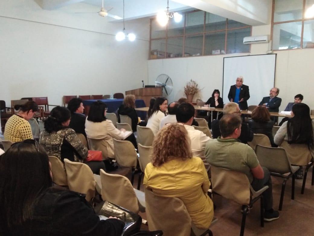 ANDIME Nacional desarrolla jornada de trabajo en Ñuble
