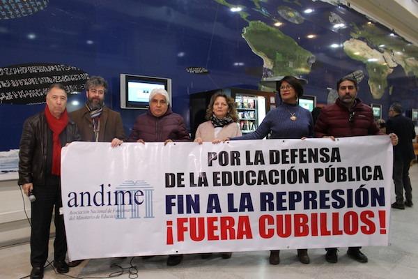 Trabajadores del Ministerio de Educación critican campaña de desinformación de Ministra Cubillos sobre nuevo Sistema de Admisión Escolar