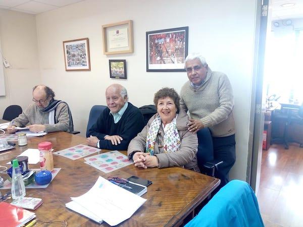 ANDIME Nacional desarrolla intensa agenda de reuniones y encuentros fraternos