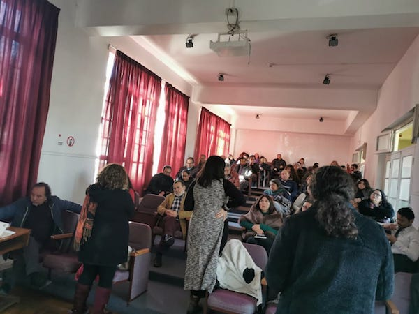 ANDIME Nacional participa de asamblea en La Serena