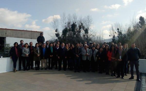 ANDIME Nacional participa de jornada de capacitación CBC en dependencias del CPEIP