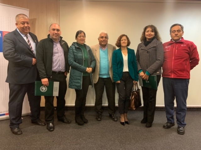 Andime participa en ceremonia de clausura de Diplomado en herramientas de Gestión y Educación en la Región de Antofagasta