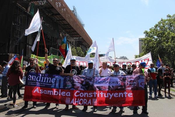 ¿Por qué ANDIME está por  una nueva Constitución  y la  Convención Constitucional?