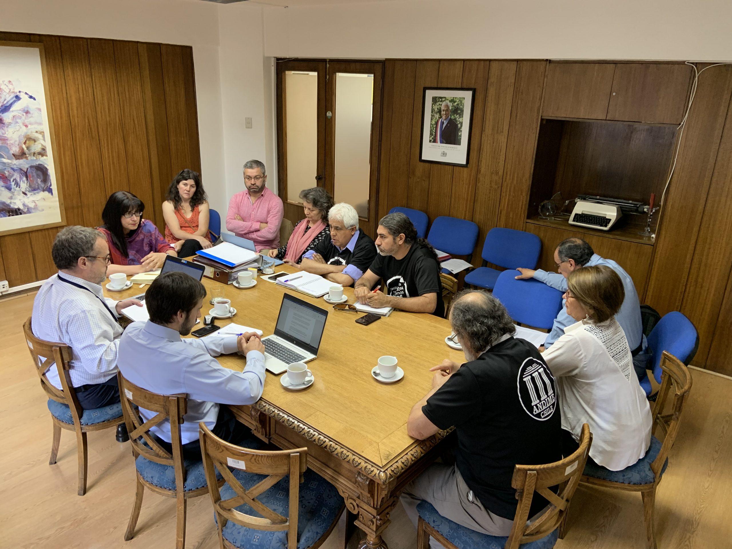 Comunicado Nº57: Continuamos movilizados hasta la recuperación del derecho al trabajo de los compañeros despedidos