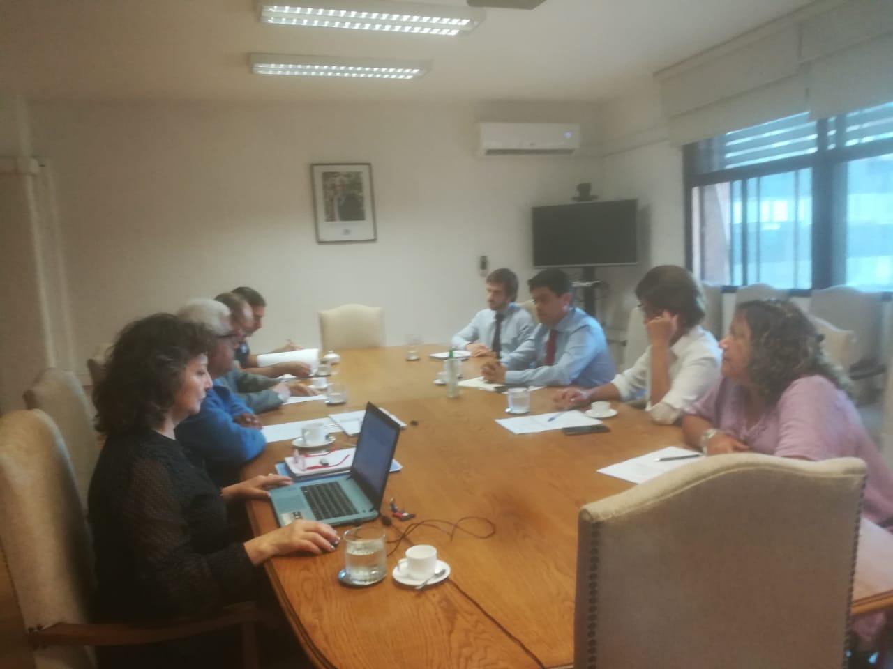 ANDIME Nacional informa de primera reunión con Subsecretario de Educación