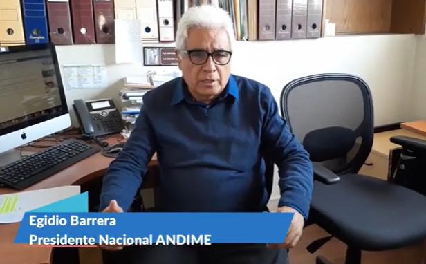 Presidente Andime denunció casos positivos de Covid19, retraso en aplicación de protocolos y nulas medidas sanitarias