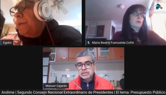 Video| Segundo Consejo Nacional Extraordinario de Presidentes