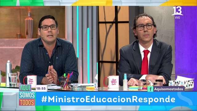 ANDIME rechaza declaraciones de Ministro de Educación