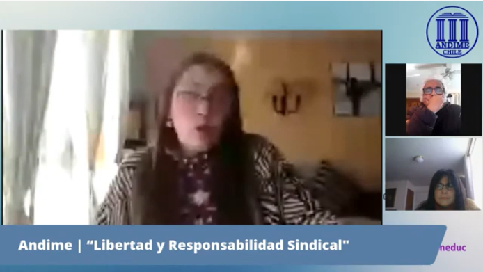 "Video| Taller ""Libertad y Responsabilidad Sindical"""