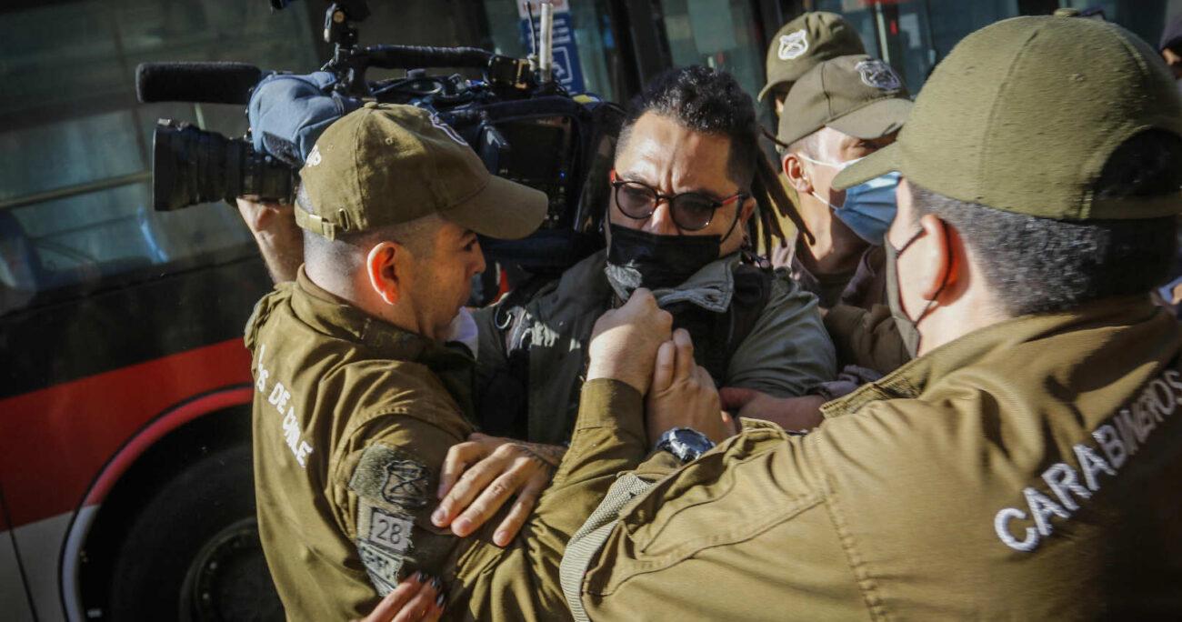 Andime rechaza violento accionar policial en protestas en contra la PTU