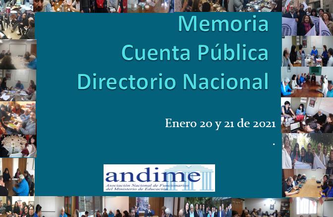 Documentos Asamblea Nacional 2021