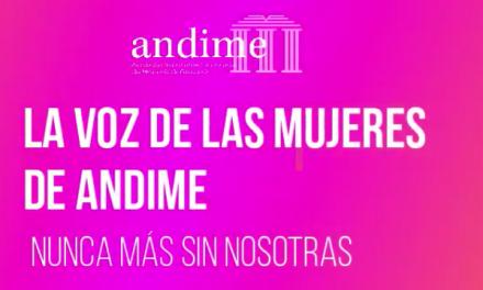 El video de las mujeres de andime