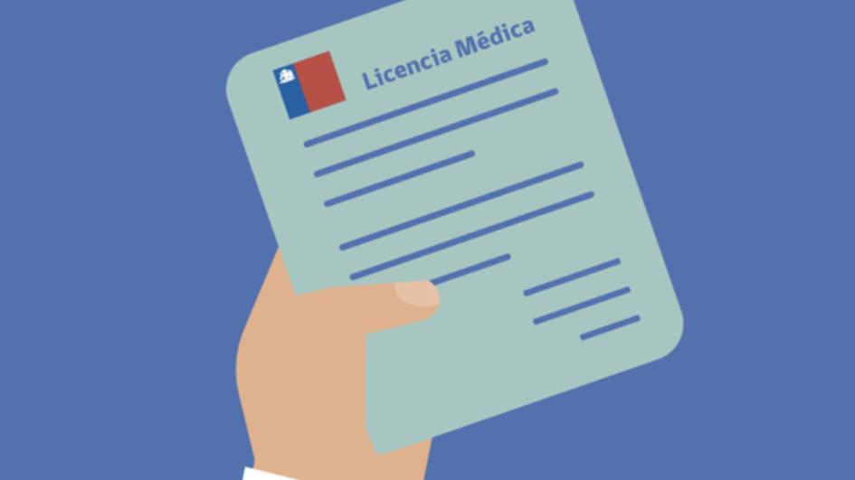 Respecto a dictamen de Licencias Médicas